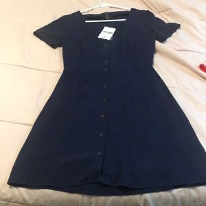 Button down dress from forever 21